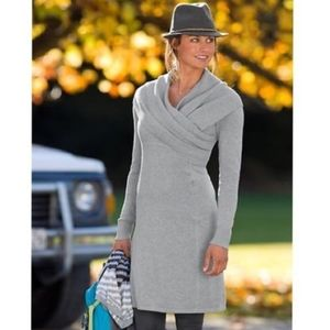 Athleta Sochi Sweater Dress